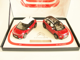 Citroën C3 en C3 Aircross