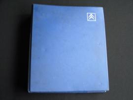 Werkplaatshandboek Citroën Xantia (1994 - 1995) Elektrische Schema's