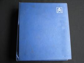 Werkplaatshandboek Citroën Xantia (1999 - 2000) Elektrische Schema's deel 2