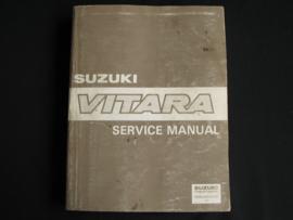 Werkplaatshandboek Suzuki Vitara (SE416)