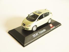 Seat Toledo III lichtgroen metallic