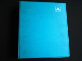 Werkplaatshandboek Citroën Xsara Picasso (2002) Diagnose