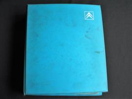 Werkplaatshandboek Citroën Xsara I (1998 - 1999) Elektrische Schema's