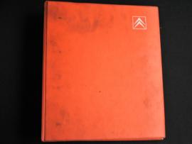 Werkplaatshandboek Citroën Saxo deel 2