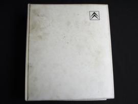 Werkplaatshandboek Citroën Berlingo I (1997 - 1999) Elektrische Schema's