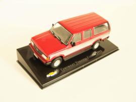 Chevrolet Veraneio Custom (1993)