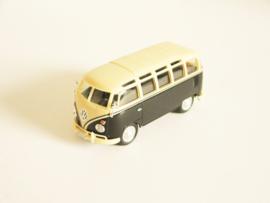 Volkswagen T1 Samba Bus zwart