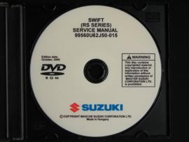 Werkplaats CD Suzuki Swift (RS series) (oktober 2006) (diesel)