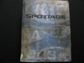 Werkplaatshandboek Kia Sportage (2005) deel 1