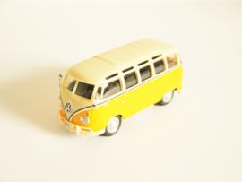 Volkswagen T1 Samba Bus geel