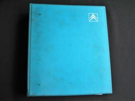 Werkplaatshandboek Technische Mededelingen Citroën Xsara (1998 - 2004)
