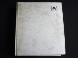 Werkplaatshandboek Citroën Berlingo I (1996 - 1998) Elektrische Schema's