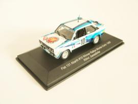 Fiat 131 Abarth (#10) (1980)