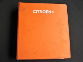 Werkplaatshandboek Citroën Visa (1978) (652 Motor)