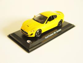 Maserati GranTurismo MC Stradale geel