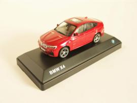 BMW X4 (F26) rood