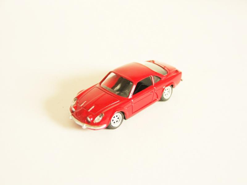 Renault Alpine A110 rood