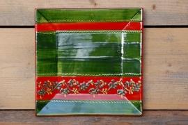 Opdienschaal of fruitschaal Verde
