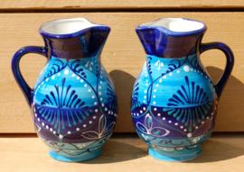 Sangria kan  Azul Bicolor (1 ltr)