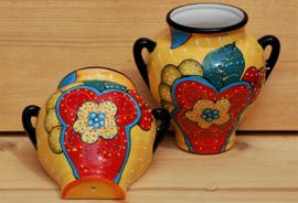Muurpot Amara Medium  20 x 20 cm