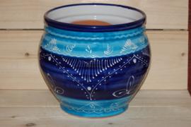 Tuinpot Bol Bicolor  28 x 30 cm (nieuw 2020)
