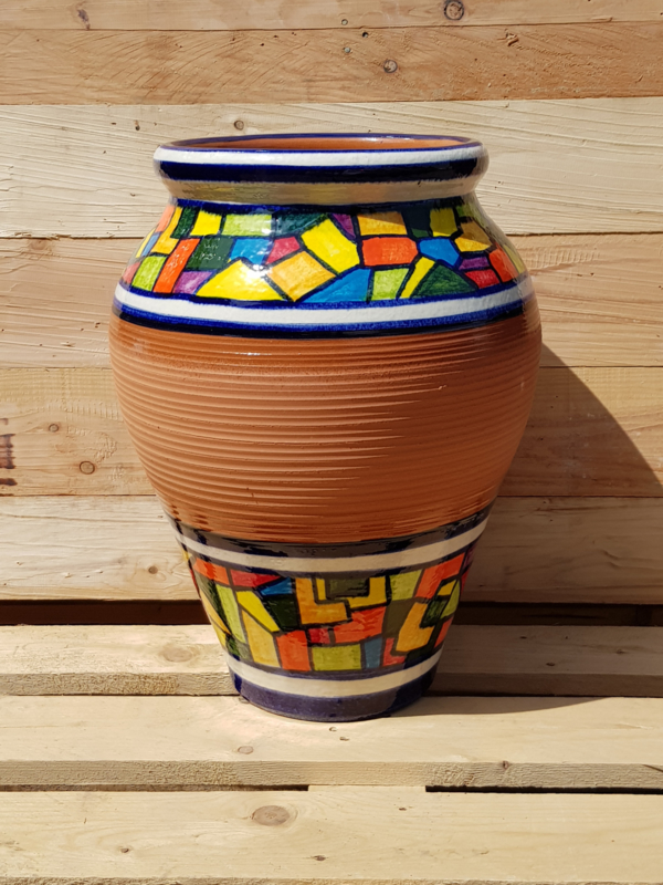 Bloempot Mosaica 50 x 36 cm (nieuw 2020)