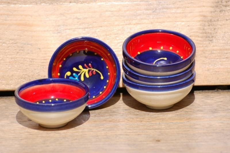 Mini schaaltje tapas Azul