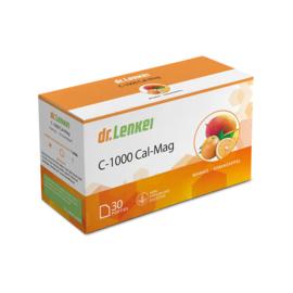 Cal-Mag Calcium-/magnesiumpreparaten (mango sinaasappel) - 30 zakjes
