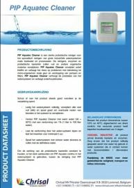 PiP Aquatec Cleaner 5L & 20L