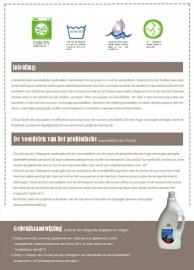 Bi-Safe Biologisch Wasmiddel