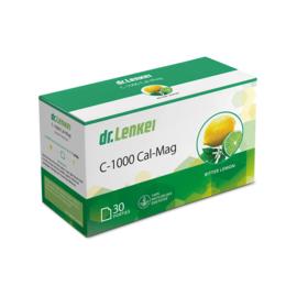 Cal-Mag Calcium-/magnesiumpreparaten (bitter lemon) - 30 zakjes