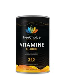 Vitamine C 1000 mg - 240 tabletten
