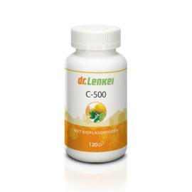 Vitamine C met Bioflavonoiden - 500mg - 120 capsules