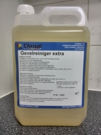Gevelreiniger Extra 5 Liter