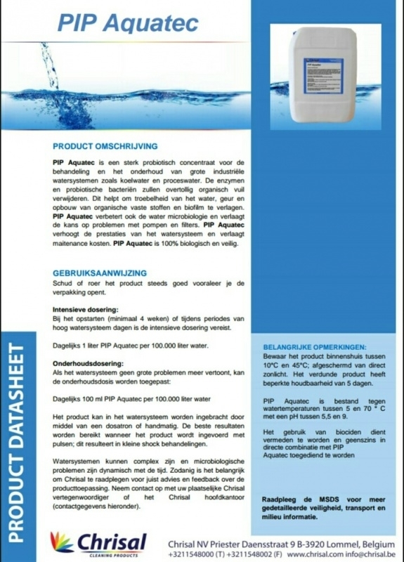 PiP Aquatec 5L & 20L