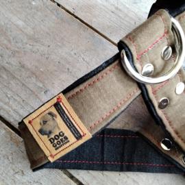 Custommade jeanstuigen met clip