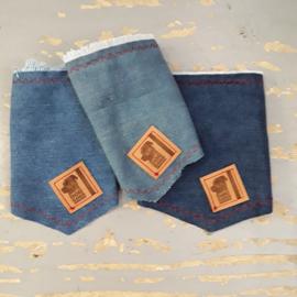 Jeans sjaaltjes