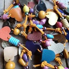 Love versiersels voor halsband (set van 3 large)