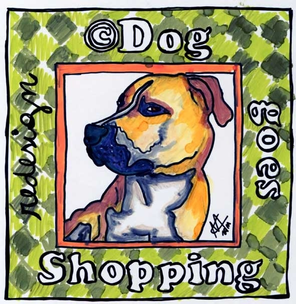 DogGoesShopping Redesign