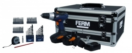 Ferm CDM1107 Toolbox Set