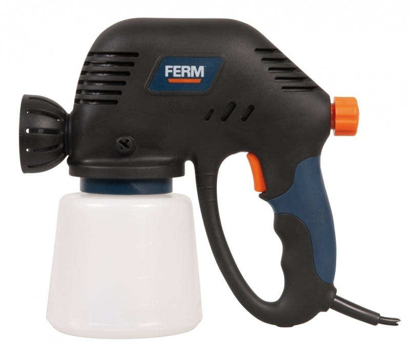 Ferm Multifunctioneel Spuitpistool SGM1008 120W