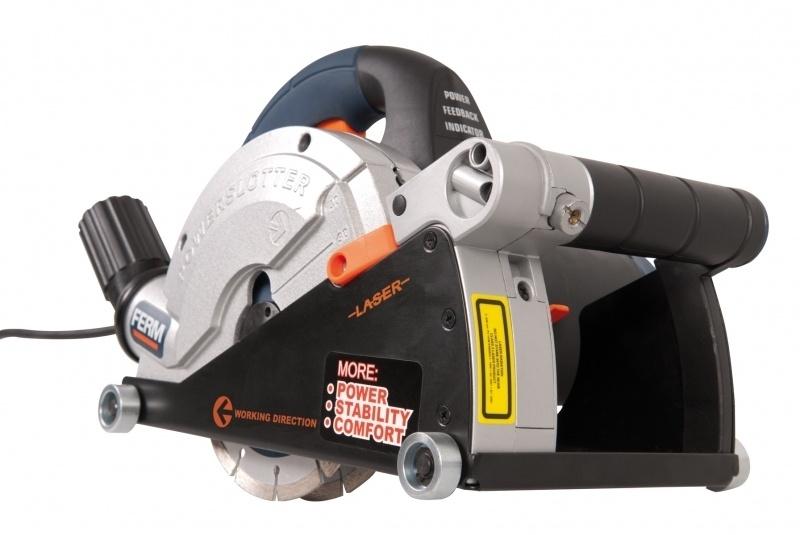 Ferm Muurfrees WSM1008 1600W - 150mm