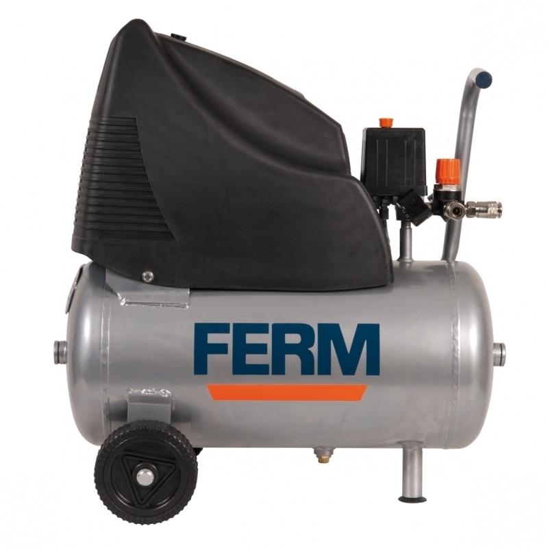 Compressor 2hp Ferm CRM 1037 24L