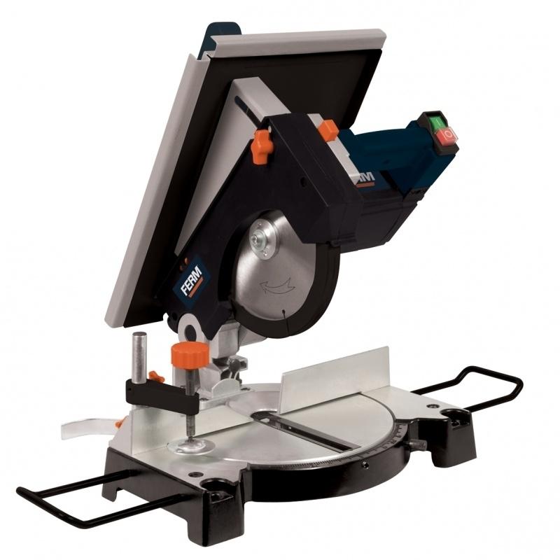 Ferm Afkortzaag Zaagtafel MSM1033 210mm