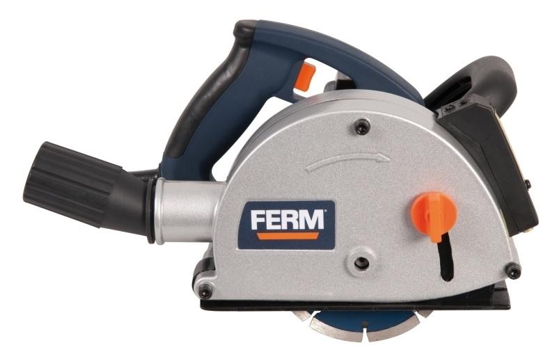 Ferm Muurfrees WSM1009 1700W - 125mm