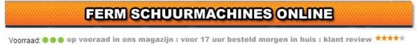 Schuurmachine Ferm Online Goedkoop