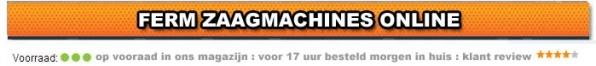 Zaagmachine ferm Online bestellen