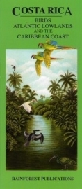 Costa Rica - Birds Atlantic lowlands and Caribbean Coast