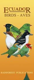 Aves en Ecuador