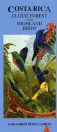 Costa Rica - Cloud forest and Highland birds